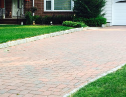 Stone, Concrete and Paver Driveways