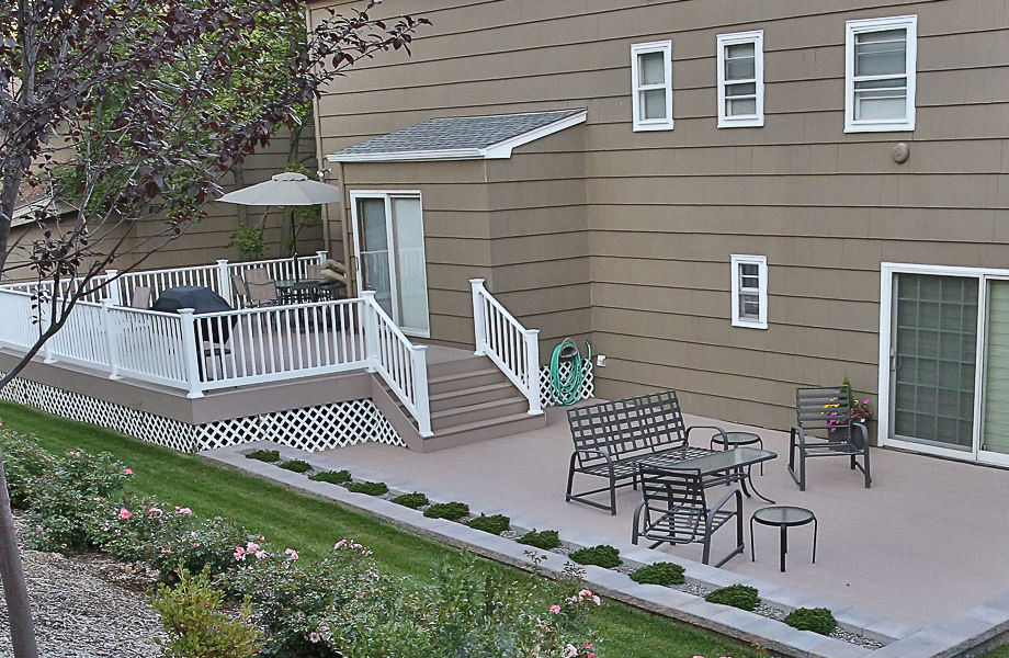 2 Tier Deck, Springfield, NJ 2014