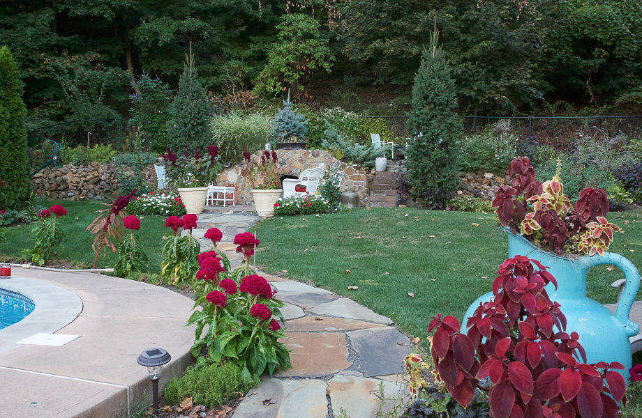 Landscape Design & Landscaping, Short Hills, NJ 2014