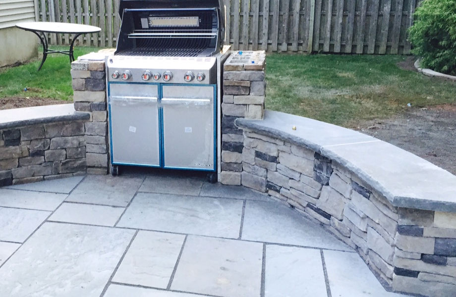 Outdoor Kitchen, Scotch Plains, NJ 2015