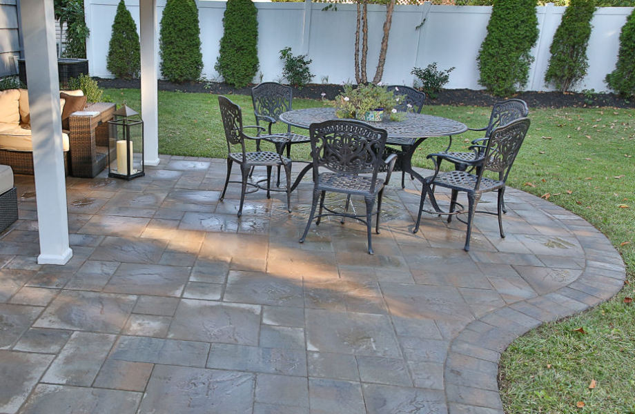 Paver Patio, Cranford, NJ 2015