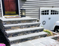 Front Steps Contractors Pavers Brick Stone And Stamped
